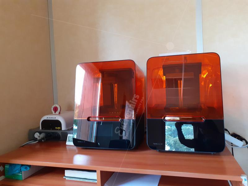 Fabrication additive SLA